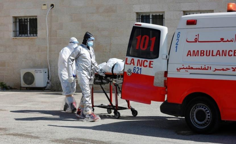 19 وفاة و730 إصابة جديدة بفيروس كورونا بالضفة وغزة