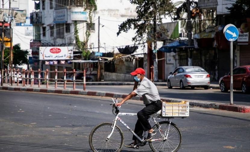 3 وفيات و1420 إصابة جديدة بكورونا في غزة