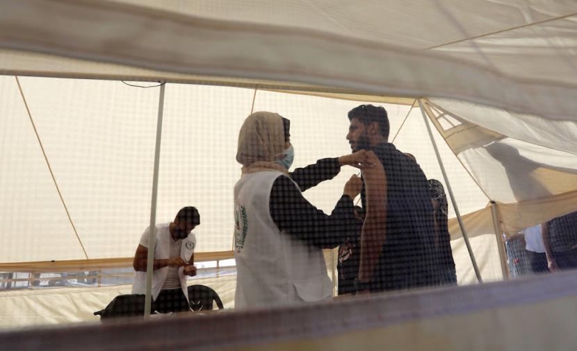 11 وفاة و745 إصابة جديدة بكورونا في غزة