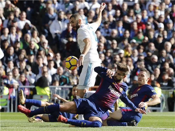 تحديد موعد  كلاسيكو  إياب الدوري الإسباني