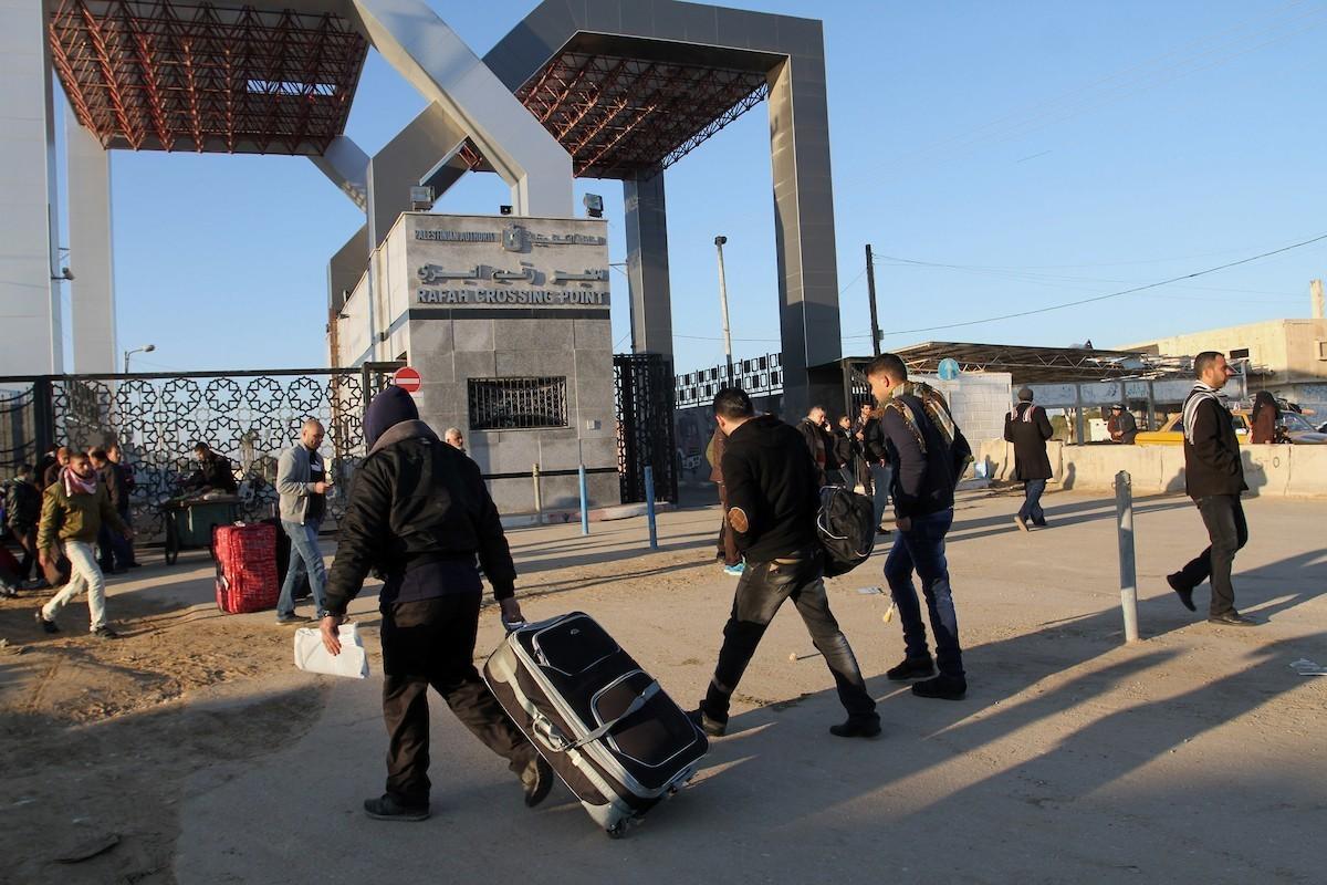 وكالة الصحافة الفلسطينية - آلية السفر عبر معبر رفح غدًا الأحد