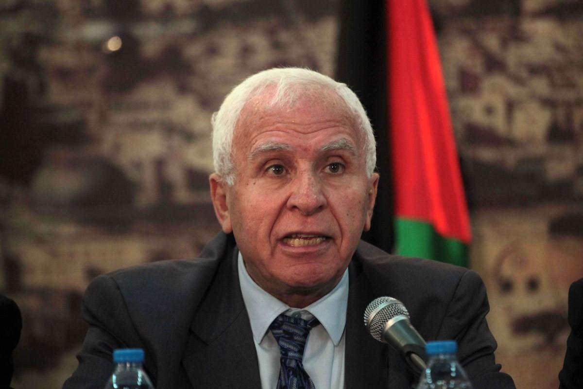 وكالة الصحافة الفلسطينية - الأحمد: الانقسام عربي-عربي ذو بعد دولي و صفقة غزة  ستحبط