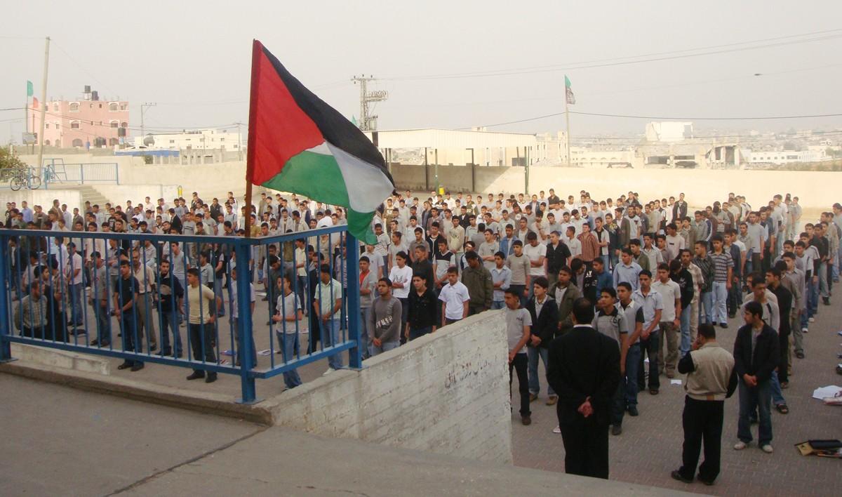 وكالة الصحافة الفلسطينية - صيدم: 12 مليون   لبناء وتوسيع حزمة جديدة من المدارس