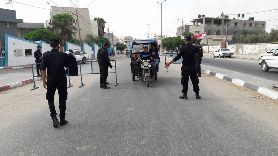 وكالة الصحافة الفلسطينية - الميزان يستنكر تفجير رفح ويدعو لإنهاء البيئة الخصبة للتطرف