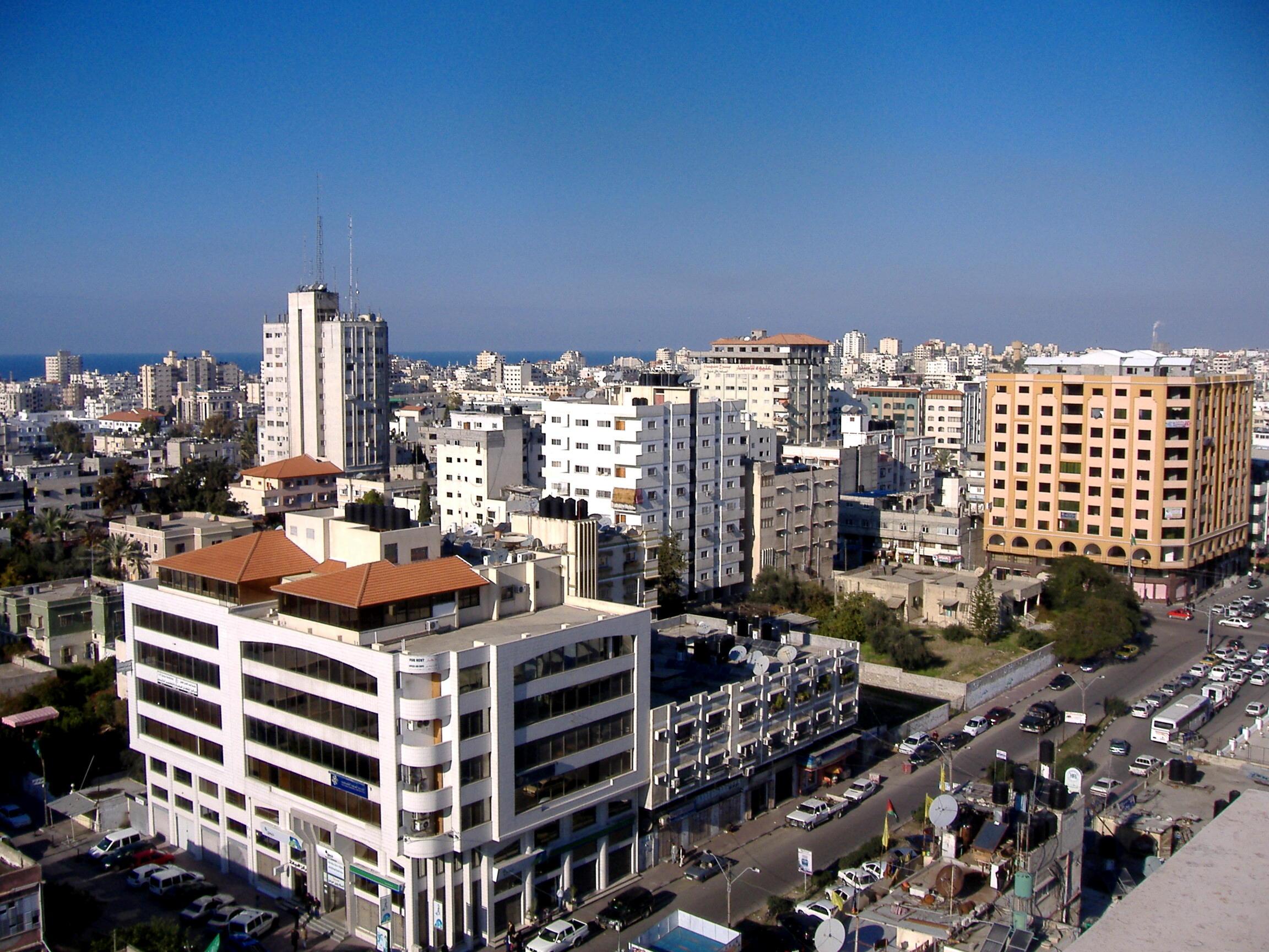 الديمقراطية تدعو لإطلاق برنامج تنموي طارئ لغزة