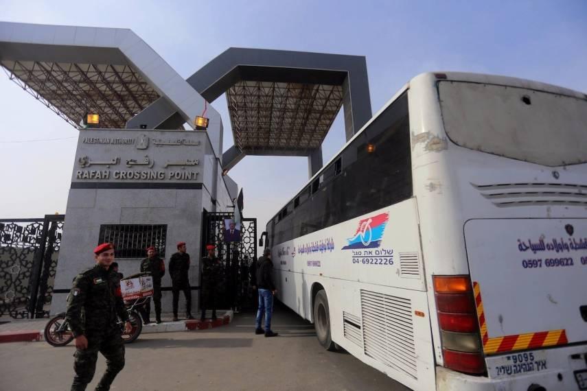 وكالة الصحافة الفلسطينية - آلية السفر عبر معبر رفح غدًا الأربعاء
