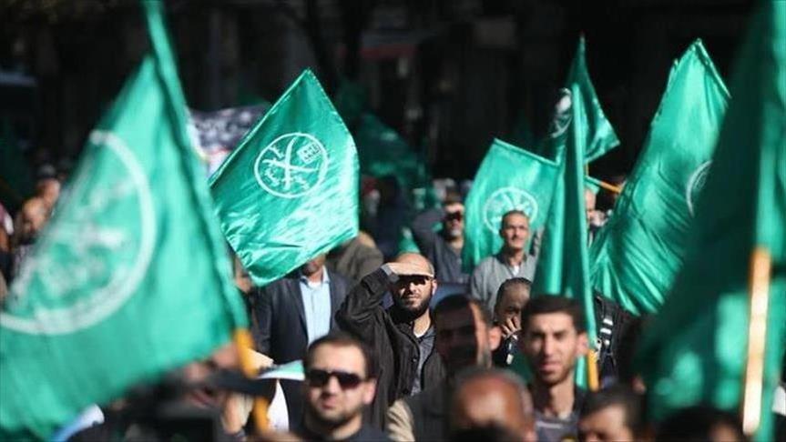 وكالة الصحافة الفلسطينية -  الإخوان المسلمين  تدين إعدام 9 شباب معارضين بمصر
