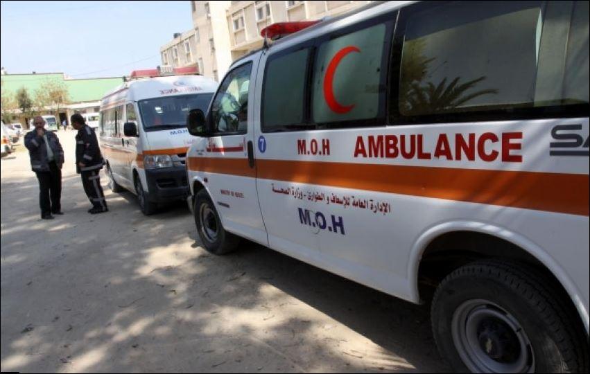 وكالة الصحافة الفلسطينية - إصابتان بشجار عائلي وسط غزة