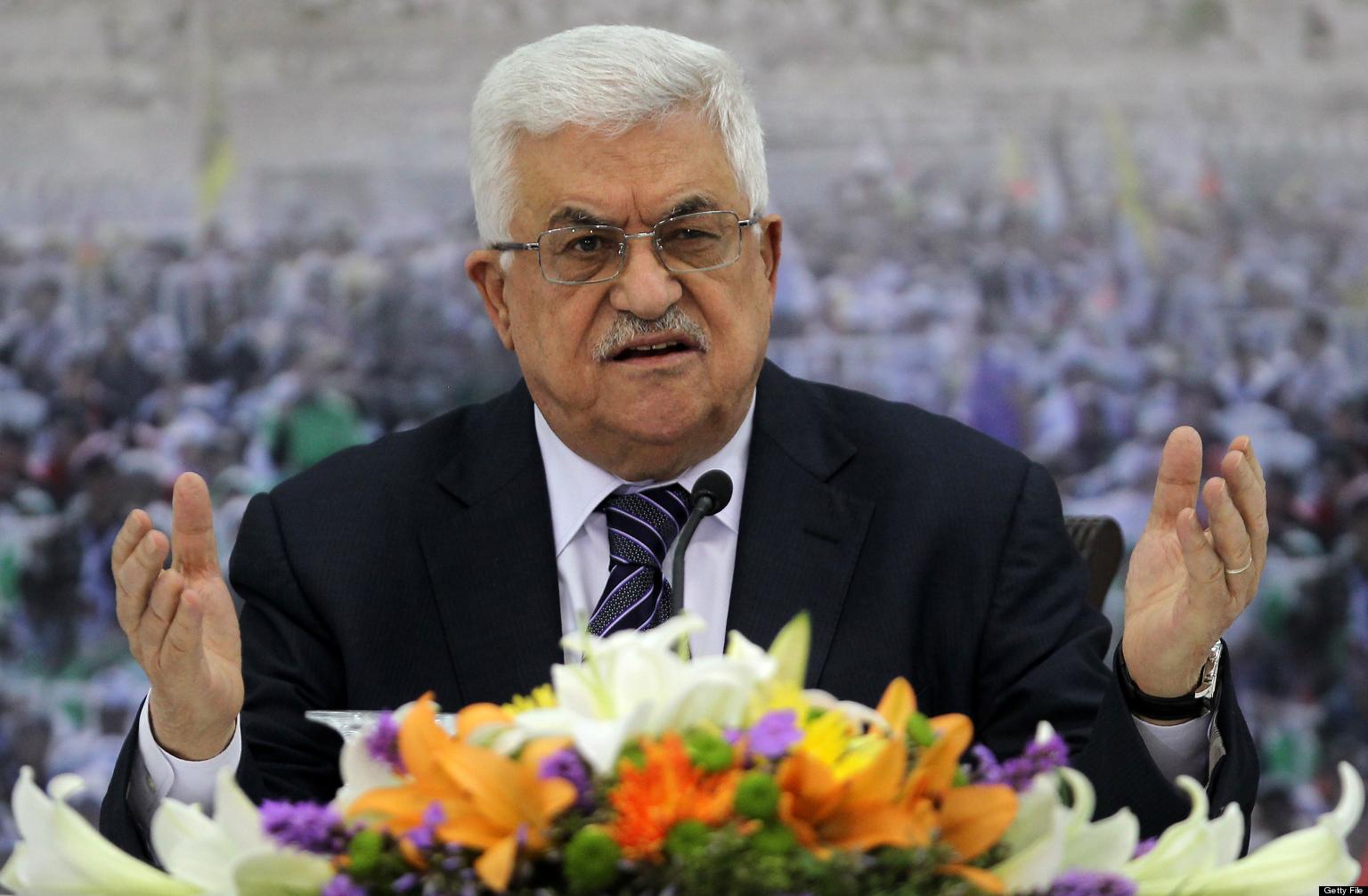 وكالة الصحافة الفلسطينية - عباس يتوعد بتصعيد الإجراءات ضد غزة