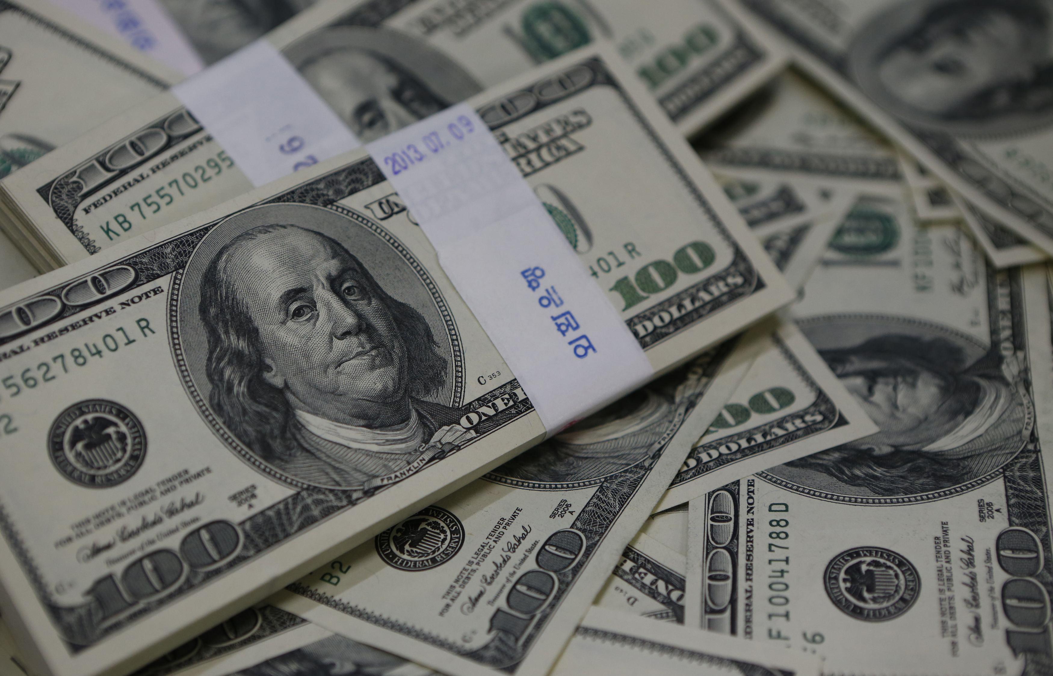 وكالة الصحافة الفلسطينية - الدولار يقفز 64% أمام الجنيه السوداني بأول يوم لسياسة نقدية جديدة