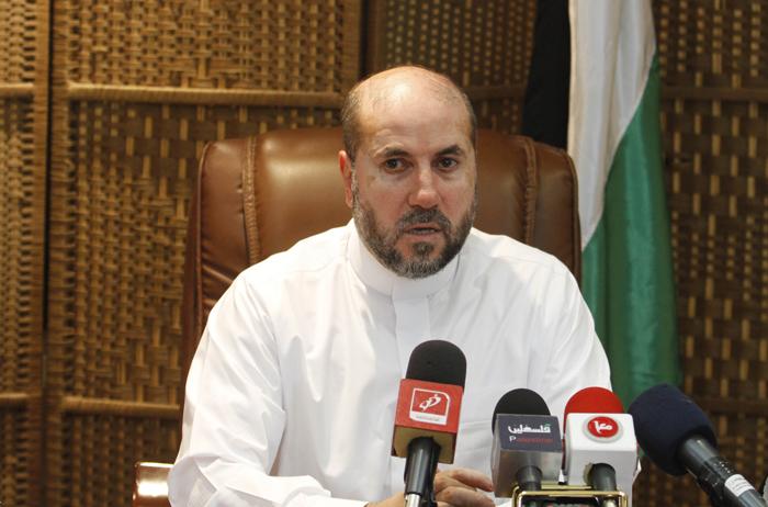 وكالة الصحافة الفلسطينية - الهباش يحرض أهالي قطاع غزة على حماس