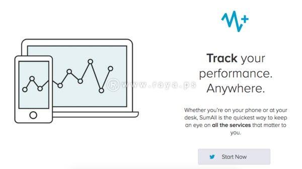 أداة لتحليل حسابات المستخدم على الشبكات الاجتماعية
