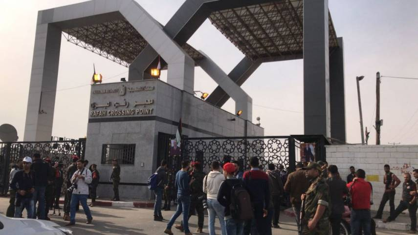 وكالة الصحافة الفلسطينية - آلية السفر عبر معبر رفح غدًا الثلاثاء