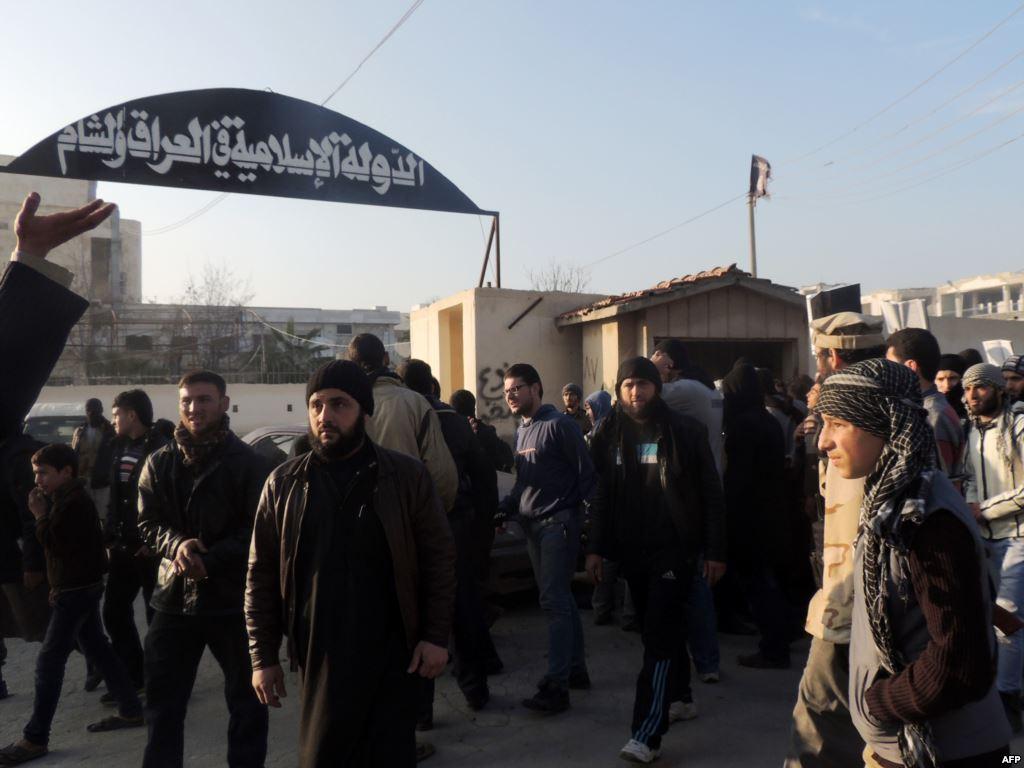 الصحافة الفلسطينية - داعش
