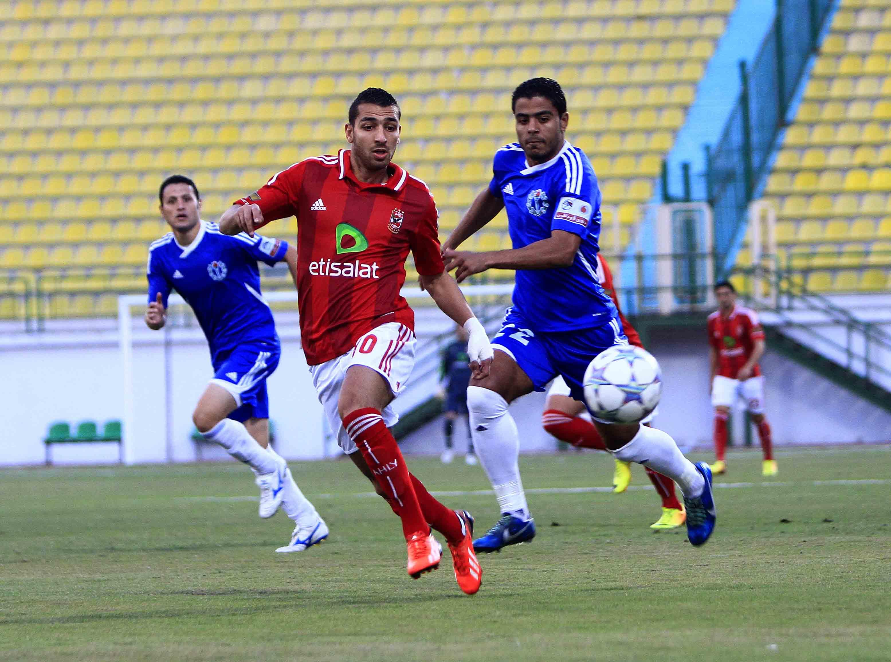 الفلسطينية - الدوري المصري