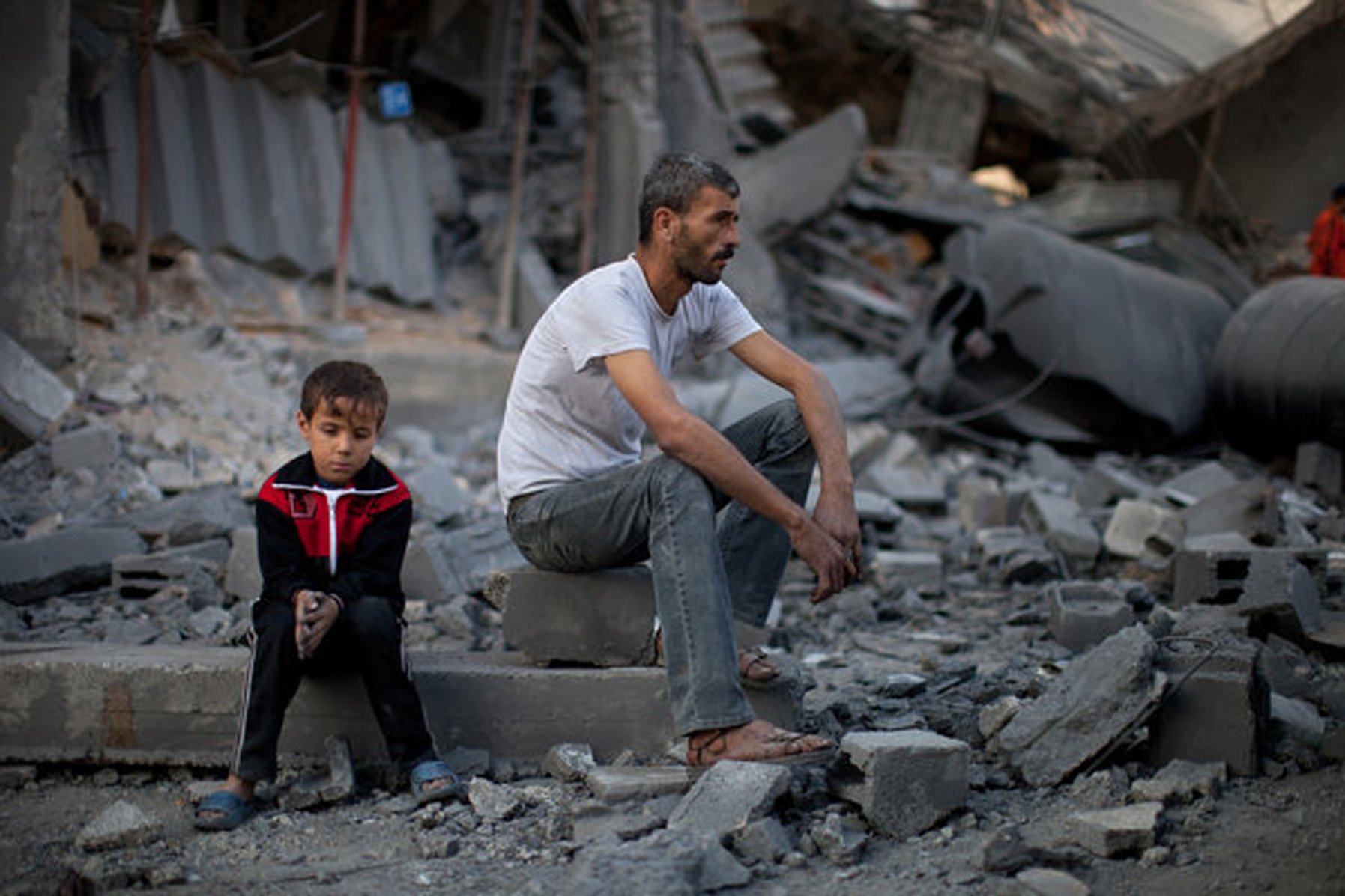 مؤسسات المجتمع المدني في غزة تقدم شكوى للجنايات الدولية