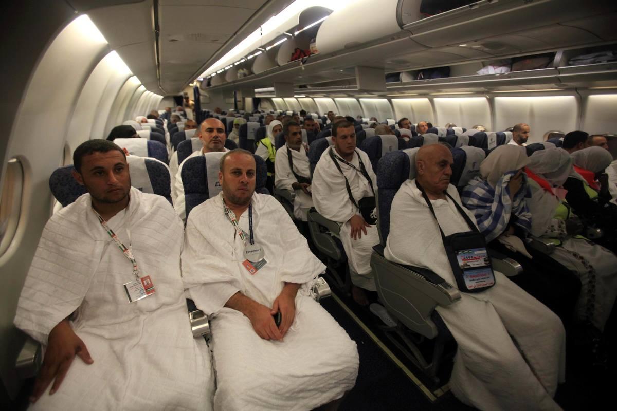 وكالة الصحافة الفلسطينية - 4 مارس أولى رحلات العمرة لمعتمري غزة