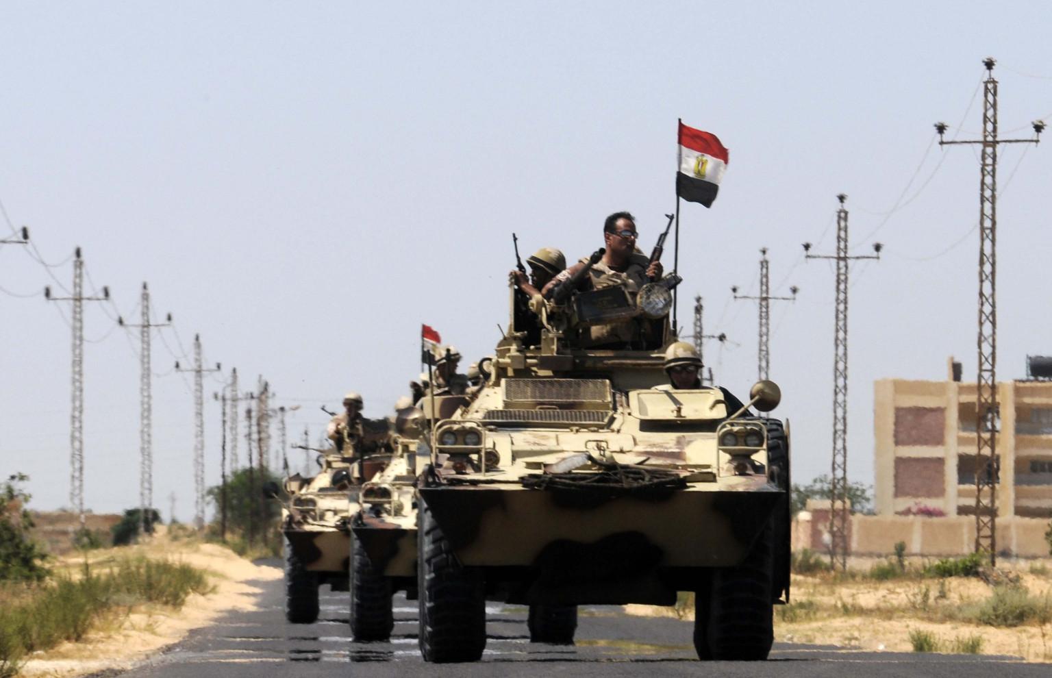 الفلسطينية - الجيش المصري