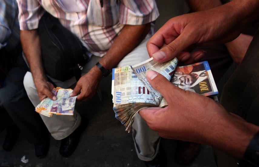 وكالة الصحافة الفلسطينية - الدولار يعاود الانخفاض
