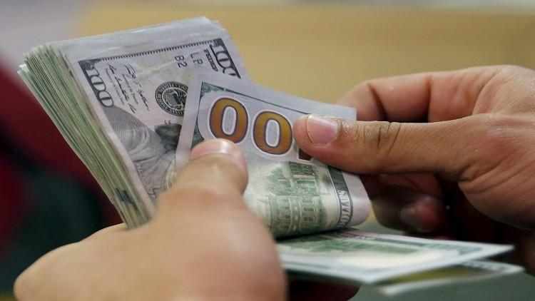 وكالة الصحافة الفلسطينية - انخفاض طفيف على سعر الدولار